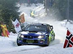 Фото Subaru World Rally Team