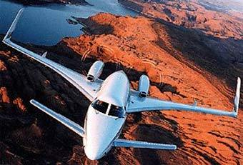 Самолет Beechcraft Starship. Фото Wikimedia Commons